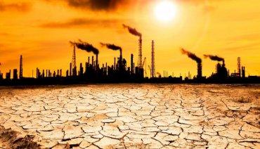 Глобальное потепление выжжет Землю к 2100 году