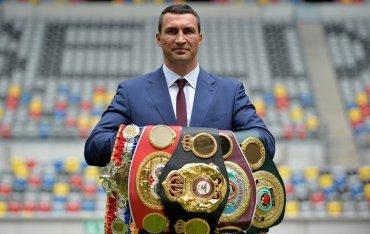 Владимир Кличко завершил боксерскую карьеру