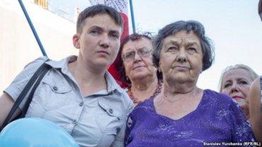 На какие деньги Савченко покупает маме квартиру в Киеве