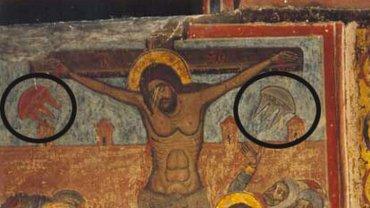 Инопланетяне присутствовали при распятии Христа
