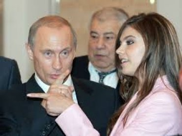 Западные СМИ назвали Кабаеву любовницей Путина