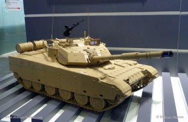 Почему китайские танки «VT4″ вытеснят украинские «Оплоты» с мирового рынка
