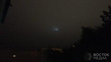 В российском небе кружат НЛО