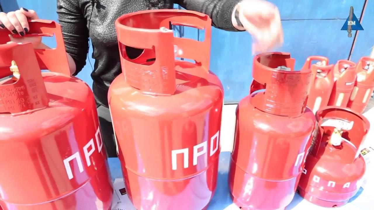 Новинка в сфере применения бытового газа