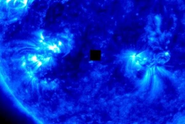 Астрономы обнаружили гигантский кубический объект возле Солнца