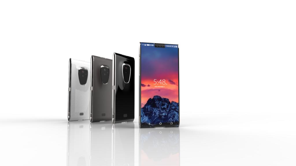 Sirin Labs заявила о создании первого в мире блокчейн-смартфона