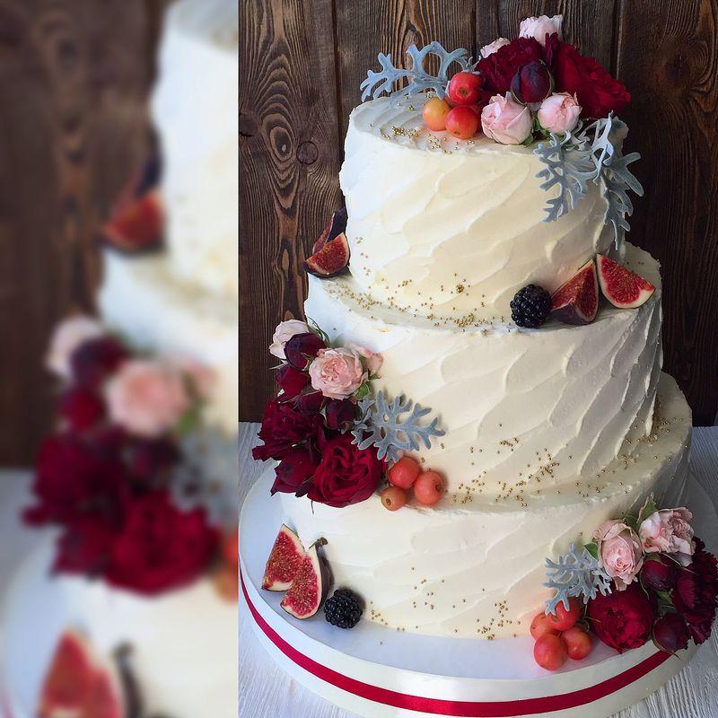 Свадебные торты Стиль, Гармония и Наслаждение – красиво и вкусно