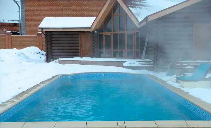 Надежная консервация бассейнов на зимний период