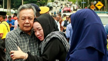 Трагедия в Малайзии: 25 человек сгорели заживо