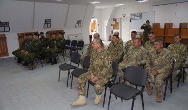 Во Львове открыли центр обучения военных полицейских по стандартам НАТО