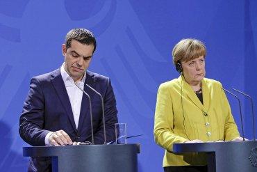 Греция требует репараций от Германии