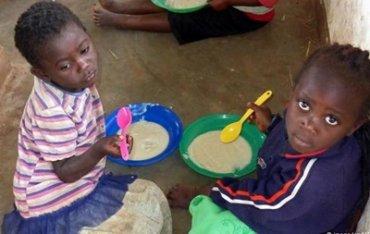 В мире увеличилось количество голодающих – ООН