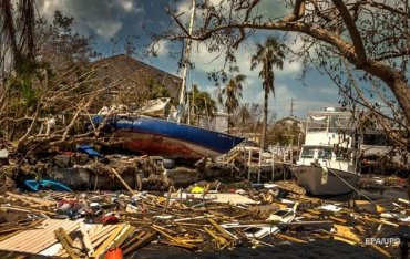 Ураган «Ирма»: страховые выплаты дойдут до $50 млрд