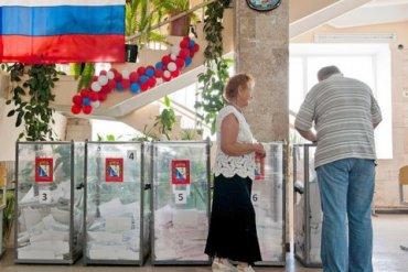 МИД Украины выразил протест из-за выборов в Крыму