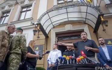 Саакашвили выступит в Киеве с тремя требованиями