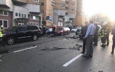 Взрыв в Киеве: в МВД назвали 3 основные версии преступления