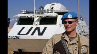 ЛДНР против миротворцев ООН на своей территории