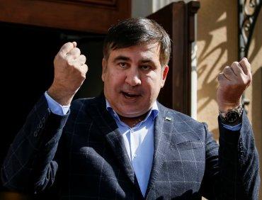 Саакашвили приехал в Киев и планирует встречу на Банковой