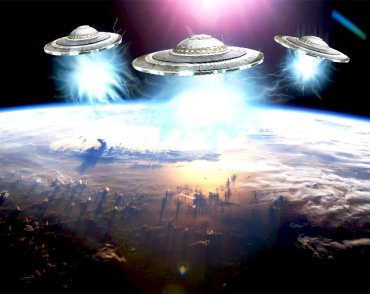 Уфологи обнаружили НЛО на орбитальных снимках NASA