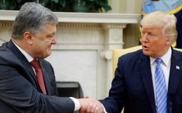 Порошенко: Сенат США поддержал выделение Украине полмиллиарда на летальное оружие