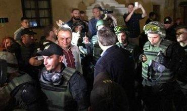 Батальон «Донбасс» перешел на сторону Саакашвили