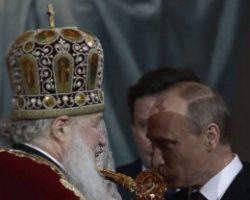 Патриарх Кирилл рассказал, куда отправятся все, кто с ним не согласен