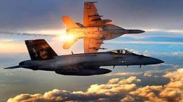 Истребитель США сбил российский Су-22