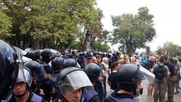 Штурм одесской мэрии может быть связан с Kadorr Group — СМИ