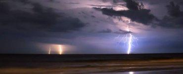 Ученные рассказали, что увеличивает количество молний