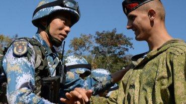 Россия и Китай готовятся к войне