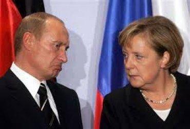 Меркель поговорила с Путиным о миротворцах на Донбассе
