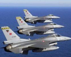 Турция нанесла авиаудар по курдам на севере Ирака