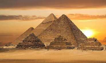 В Египте найден папирус с описанием технологии строительства пирамид