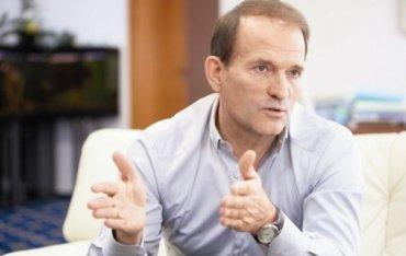 Медведчук о законе «Об образовании»: Чиновники «отключают» народу свободный микрофон