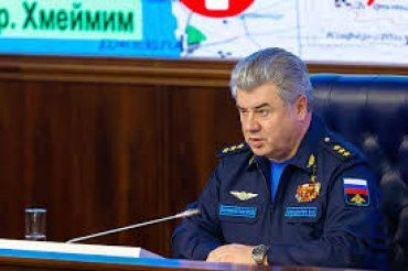 Путин отправил в отставку главнокомандующего ВКС РФ