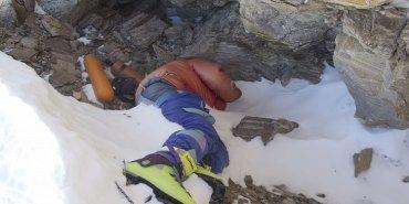 На Эльбрусе нашли альпинистов погибших десятки лет назад