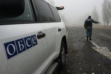 За выходные СММ ОБСЕ зафиксировала на Донбассе более 160 взрывов