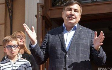 Украина рассматривает запрос Грузии об экстрадиции Саакашвили