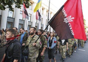 Как активистов «Правового сектора» карают в РФ