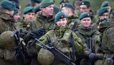 Девушек в армию – министр обороны Литвы