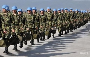 В Госдуме РФ против миротворцев на границе Украины