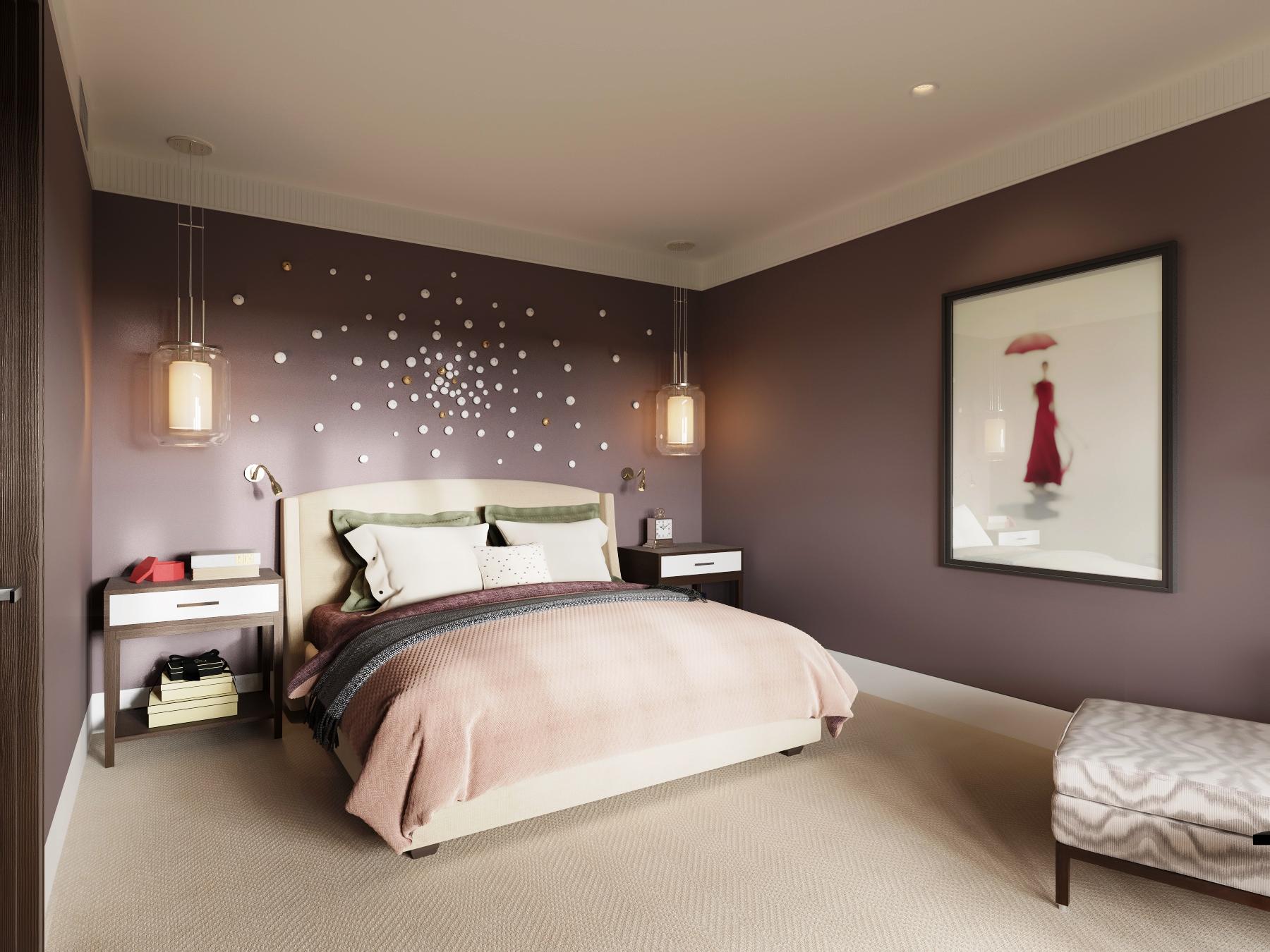 Предметы, которые сделают спальню уютнее
