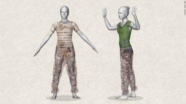 Amazon будет создавать 3D-модели человека