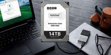 Представлен жесткий диск на 14 ТБ