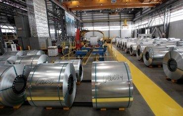 Евросоюз обложил пошлинами сталь из Украины и России