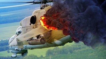 К 65-летию Путина в Сирии сбили вертолет с российским генералом