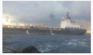 Ливийские военные расстреляли российский танкер