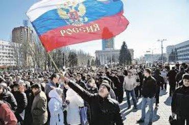 Россия признала военный контроль над Донбассом