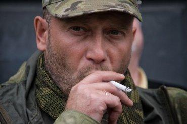 Ярош пообещал вернуть Донбасс 20 апреля 2018 года