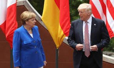 Уфологи заявили, что Трамп и Меркель – рептилоиды
